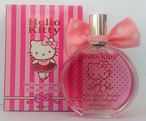 Avon Hello Kitty Deliciously Fruity Eau de Cologne Natural Spray 50ml - 1.7oz