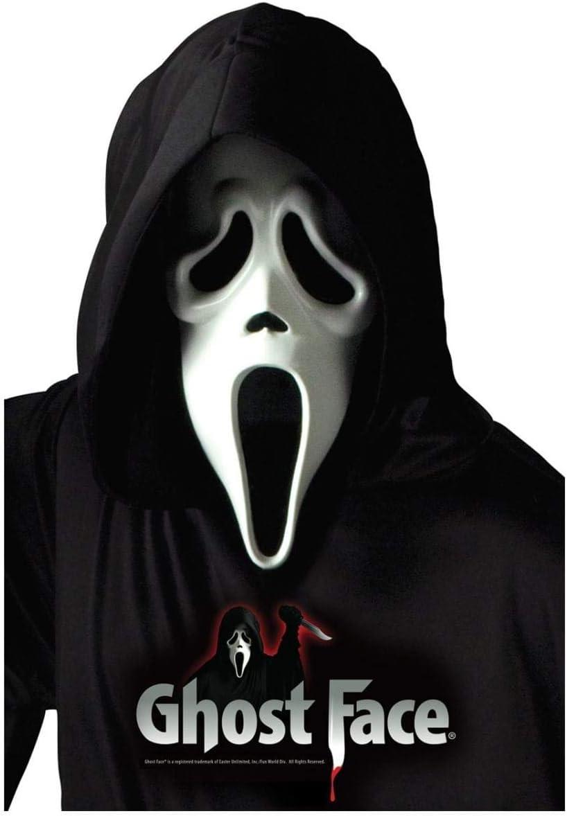 Máscara Scream original: Amazon.es: Juguetes y juegos