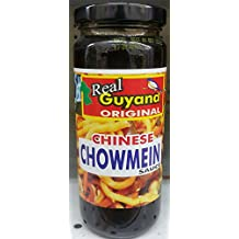Real Guyana Chinese Chow Mein Sauce