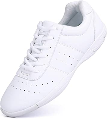 Amazon.com | Mfreely Cheer Shoes for
