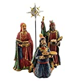 Real Life Nativity Set Three Kings - Deluxe