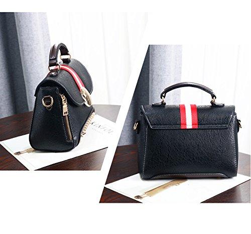 0c4ee6f898ead Vismiintrend Girlish Rivet Handbag Sling Bag Shoulder Bag for Girls Women - Black   Gift for Sister   Gift for Wife   Gift for Friend: Amazon.in: Shoes  & ...