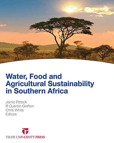 Water, Food and Agricultural Sustainability in Southern Africa pdf