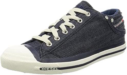 Diesel Men's Magnet Exposure Low Sneaker