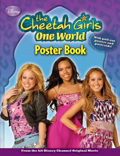 the-cheetah-girls-one-world-poster-book