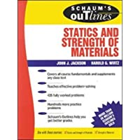 Amazon best sellers best strength of materials engineering schaums outline of statics and strength of materials schaums fandeluxe Gallery
