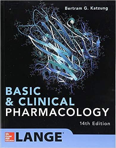 pharmology bertram j katzung book