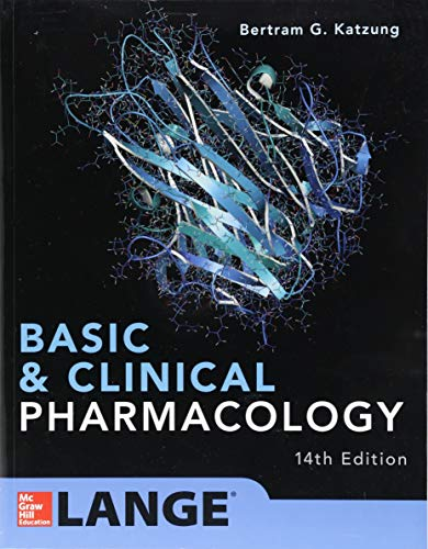How to find the best pharmacology textbook for medical students for 2019?