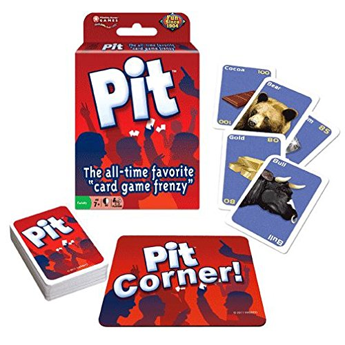 The Pit Game (Pit Card Game Rules)