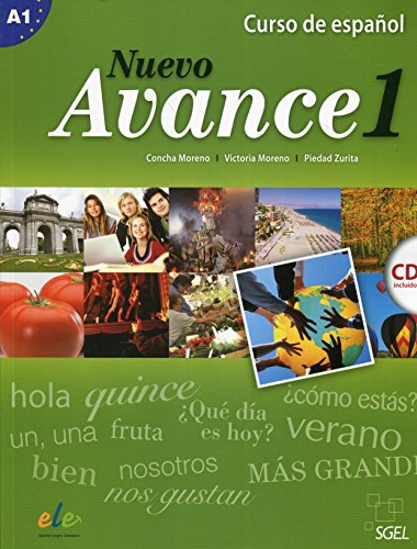 Nuevo avance, 1 alumno+CD (Spanish Edition)