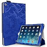 GARUNK iPad 2017 iPad 9.7 inch Case, Full-Body