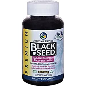 Seed for black sex oil