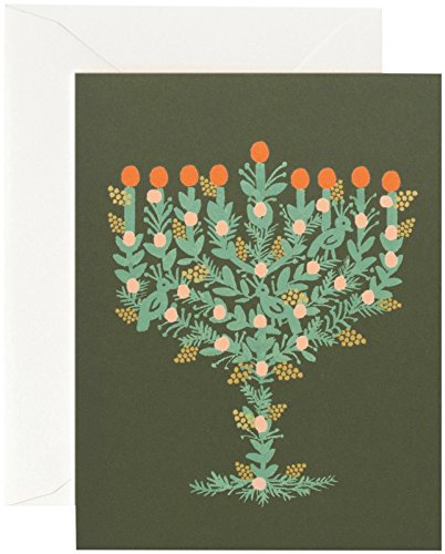 Rifle Paper Menorah Boxed Set