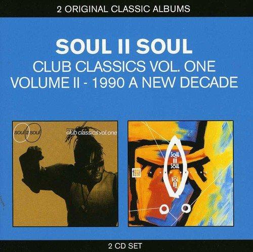 Vol. 1-2-Classic Albums: Club Classics 1990 a New (Soul Ii Soul Club Classics Vol One)