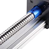 300mm Travel Length Linear Rail Guide Ballscrew