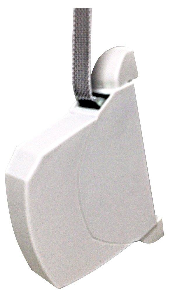 IUNCI 040.004 Recogedor persiana abatible C/20mm de PVC, color blanco.: Amazon.es: Bricolaje y herramientas