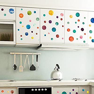 Cabinet Drawer Wall Home Art Decals Wall Decor Wardrobe Window Stickers