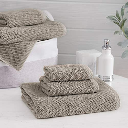Welhome Franklin Cotton Textured Towel