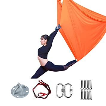 Amazon.com: SHPEHP Aerial Yoga Flying Man Yoga Equipment ...