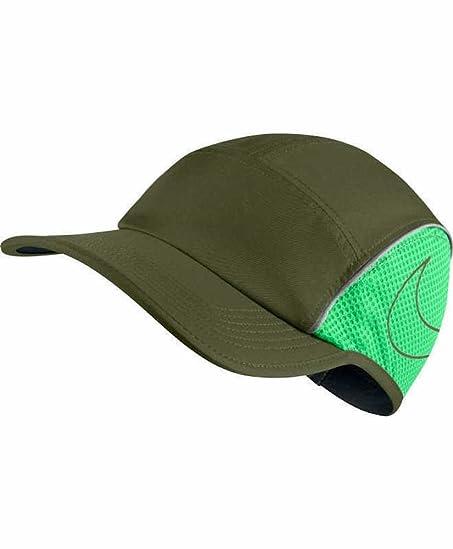 38d01259b82 ... reduced nike aw84 aerobill running hat cap hut chapeau berretto men  6bf83 2ecbb