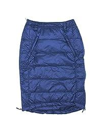 Weatherproof 32 Degrees Heat Women's Ultra Light Down Quilted Snow Skirt (XL, Blue)