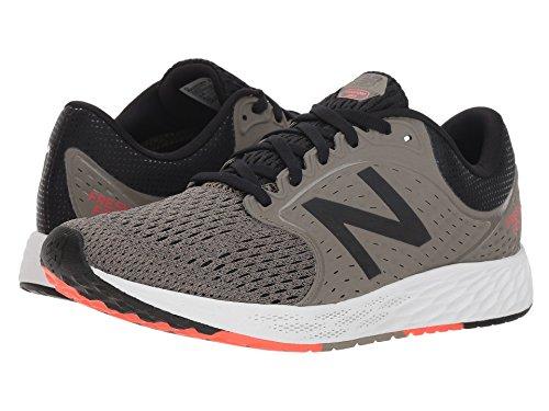 [new balance(ニューバランス)] メンズランニングシューズ?スニーカー?靴 Fresh Foam Zante v4 Military Urban Grey/Black 16 (34cm) D - Medium