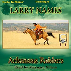 Arkansas Raiders Audiobook