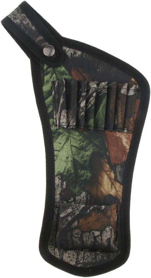 menolana Archery Waist Quiver 8pcs Arrow for Recurve Or Compound Bow Outdoor