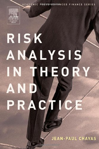 Risk Analysis in Theory and Practice (Academic Press...