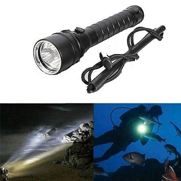 Led Lot Xml L2 Diving Étanche Torche Lampe Powerful 8000lm 3 reBQdoWECx