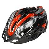 takesimity 自転車 サイクルヘルメット 大人用 SD21 マウンテン クロス ロードバイク 超軽量 通気孔21個 頭囲サイズ調整可能 頭囲54-62cm