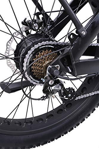 QuietKat-Ranger-Electric-Bike-for-Backcountry-Hunting-Fishing-Bafang-750W-Hub-Drive-Motor-Chargable-Max-Speed-19-MPH-Mechanical-Disc-Brake-7-Speed-Gear-48V116AH