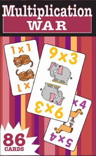 Multiplication War (Flash Kids Flash Cards)