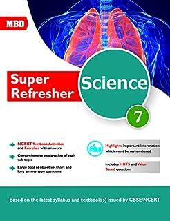 Mbd Math Super Refresher Cbse Class 7 Amazon In Vinay Sharma