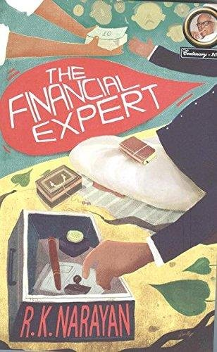 Book cover for The Financial Expert