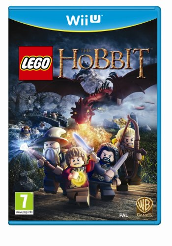Lego The Hobbit Nintendo Wii U Game UK