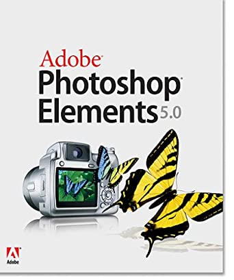 photoshop elements 5.0