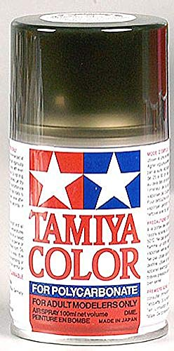 Tamiya America, Inc Polycarbonate PS-31 Smoke, Spray 100 ml, TAM86031