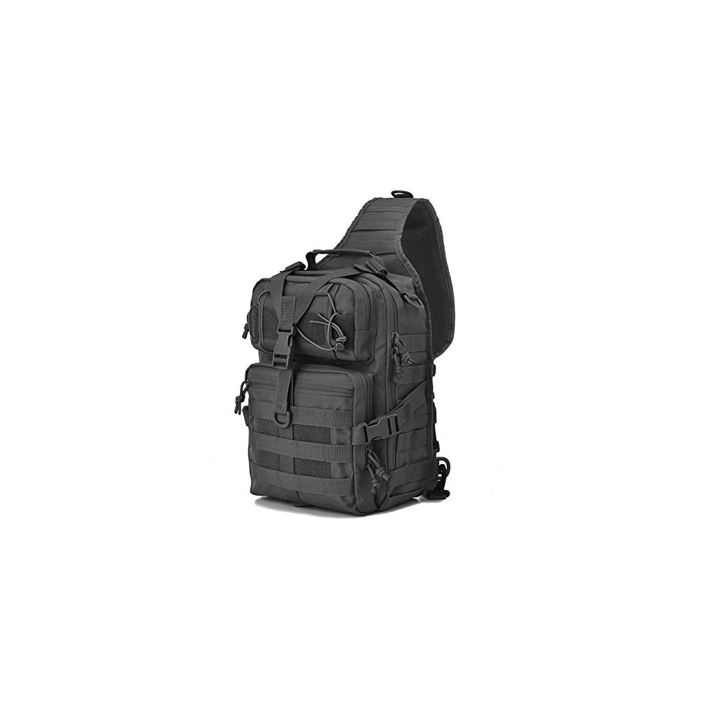Gowara Gear Tactical Sling Bag Pack Military Rover Shoulder Backpack NEW