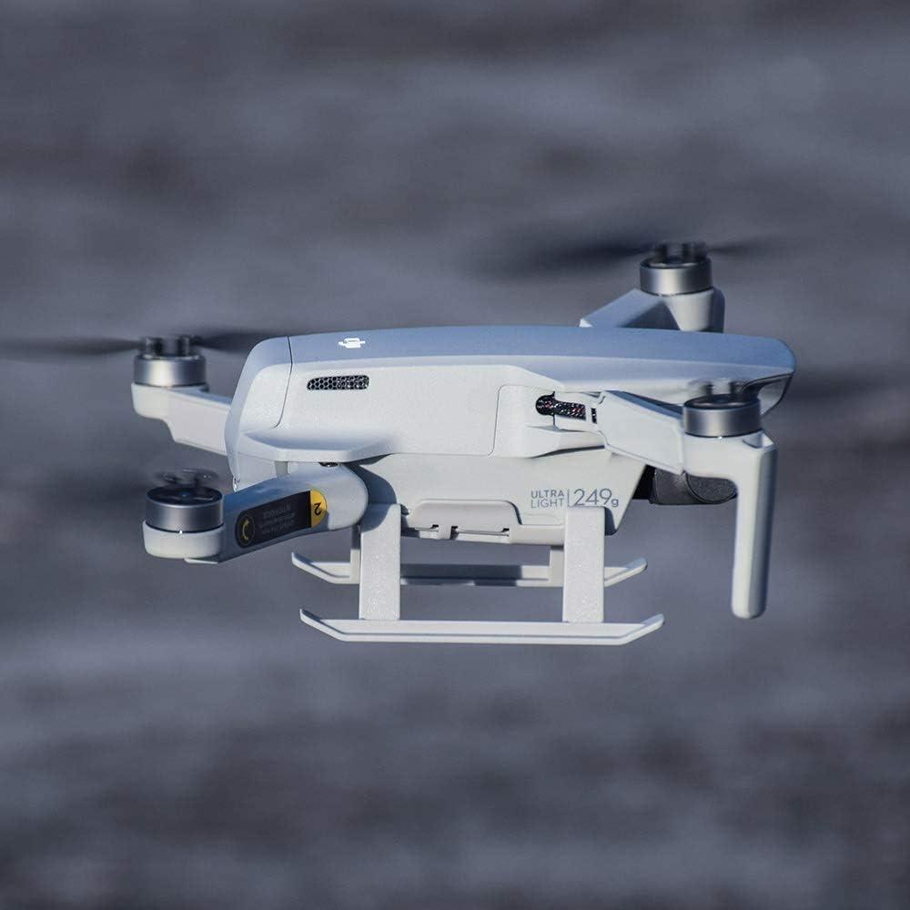 Linghuang Landing Gear Train dAtterrissage pour DJI Mavic Mini Extension Pieds /étendu pour Drone