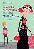capa de A Vizinha Antipática que Sabia Matemática