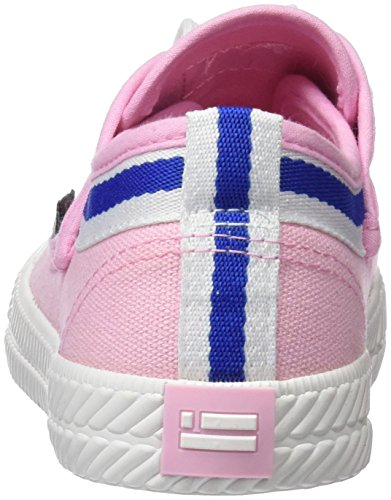 D. Franklin Hvk18902, Sneakers Basses Mixte Adulte, Rose (Pink), 38 EU