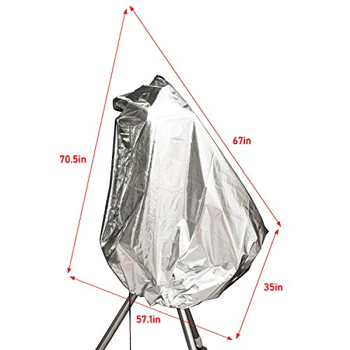 Astromania Protective Telescope Cover Fixing Strap, Diameter 36.4