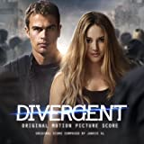 Divergent: Original Motion Picture Score Album Cover