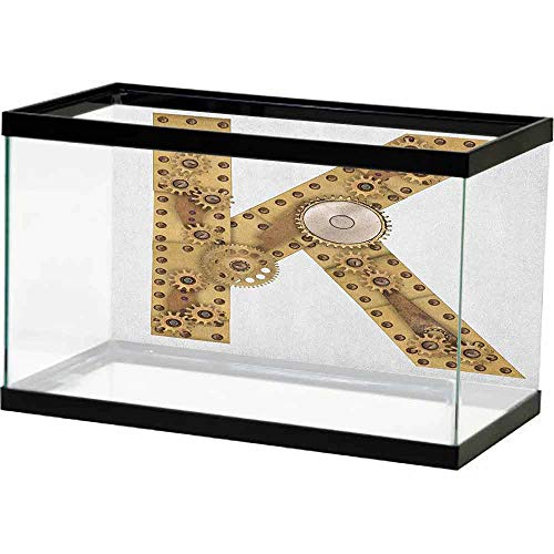 ✈With its vibrant colors and detailed HD images, it will definitely create realistic effects for your tank. ✈Durable PVC Material---Aquarium poster is made from thickened PVC, it is waterproof, non-glare, not easy to fade and durable. ✈Easily Inst...