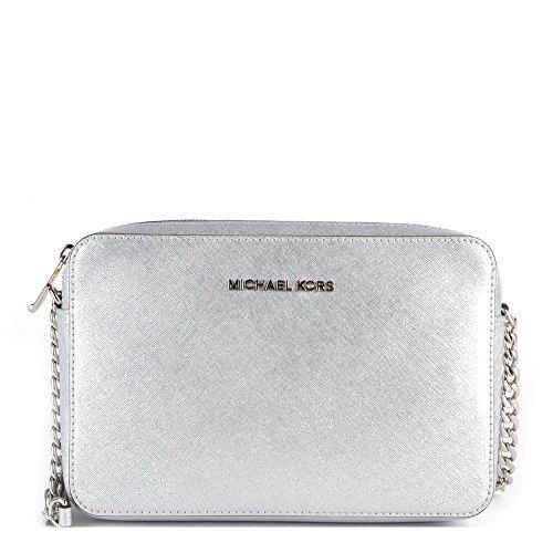 Michael Kors Metallic Handbag - 7