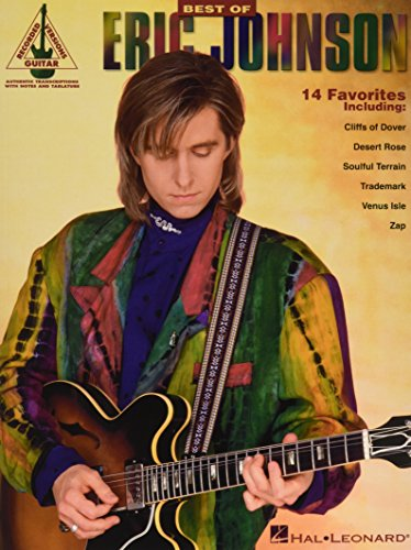 - Best of Eric Johnson (Guitar Recorded Versions)