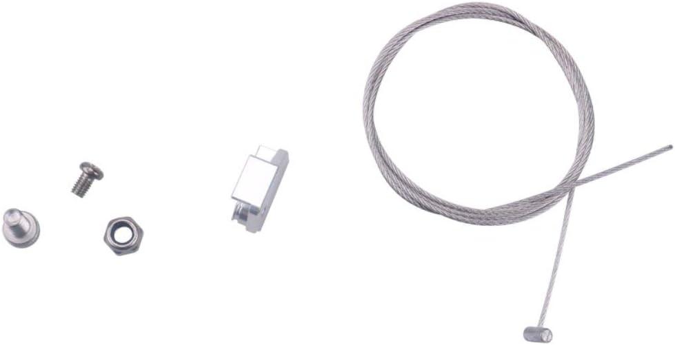 MachinYeseed Handbremshebels Entriegelungsknopf Parken Hand Park Bremszug Reparatursatz f/ür Ford S-Max f/ür Galaxy Farbe: Silber