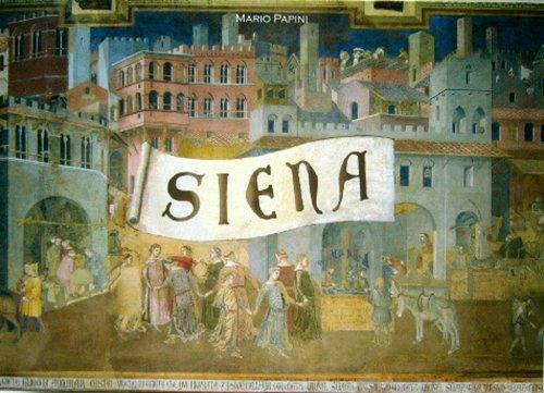 Siena SW (MINT/New) by Z-Man Games (Siena Board Game)