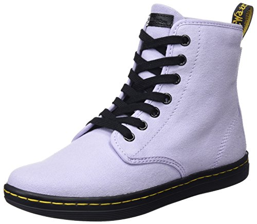 Viola Shoreditch Martens 513 Dr a Collo Sneaker Heather Purple Donna Alto gTUpSqUw